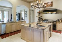 Chef-Inspired Kitchens / Gourmet Kitchens