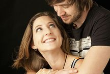 fun couples shoots with Cooper Studio! / fun couples photos that bring out your playful side!