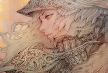 : Fantasy : / From the realms of the imagination