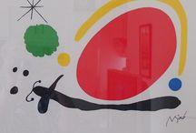 Fine Art / Joan Miro Surrealist