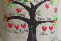 Cusion / Family tree