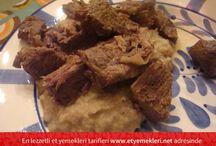 Et yemekleri / Et yemekleri - etyemekleri.net