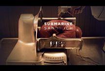 Kısa Film 'Denizaltı Sandviçi'