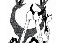 Kresba / Černobílá tvorba
