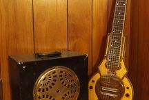 Dobro Guitars, Lap Steels and amps / Vintage Dobro guitars, lap steels and amps