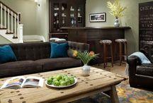 If we had a finished basement... / by Jennifer Dengler