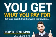 Website Designing Company in Delhi / We are a team of creative and technical professionals devoted to solve your most difficult web challenges. We turn your ideas into reality.