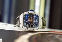 RICHARD MILLE / RICHARD MILLE News and Reviews