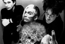 'The Cramps, Lux Interior & Poison Ivy'