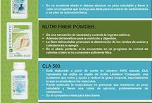 Para control de peso(nutrilite)