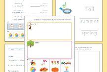 Printables/Activities