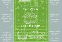 Super Bowl Parties / by Audra Cullison