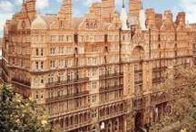 Favorite Places - UK  / by ChandaElaine Spurlock