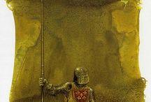 Сamelot, knights