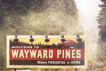 Aes | Wayward pines / All roads lead to wayward pines
