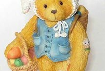 Easter & Spring Bears #2 (resin) / by Beverly Rooker