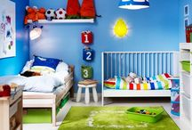 Kids Room Ideas / Fun or Practical Room Ideas