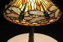 Lámparas Tiffany / by Malena Villaseñor