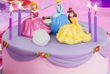 Princess cake ideas / for my daughters 5th birthday whos obsessed with princess everything