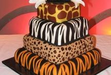 Animal Print Cake 2