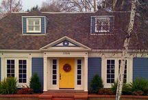 home exterior / by Shannon Cunningham