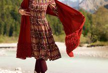 Burdastyle / Mis vestidos favoritos otoño-invierno hasta septiembre de 2014