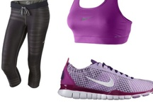 Workout gear! / by Sharon Brown
