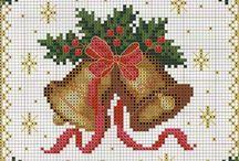 Κεντημα για Χριστουγεννα