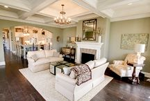 Living Room / by Erica Moore