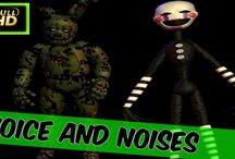 The Puppet Theme Song - Springtrap Noise Five Nights at Freddy's #Fnaf #Song #Noise