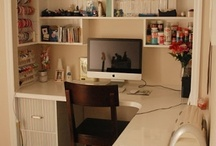 {Home} Craft Room & Workspace