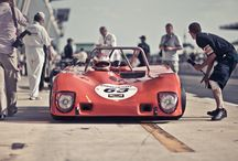 Le Mans Classic / This board is about the famous vintage car race: Le Mans Classic