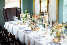 Rehearsal Dinners at The Chatsworth & O.C. White's (next door)