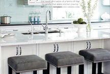 kitchen update. / ideas and existing components for kitchen update / by Kim