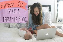 Blogging / by Amber Graybeal