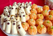 decoración frutas
