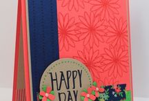Stampin' Up! - Perfectly Wrapped / by Kim Miller