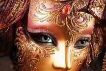 maszkok -masks