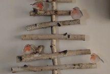 antonia ferrari / l'albero dei pettirossi