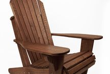 Adirondack chair / Adirondack chair, Handcrafted Adirondack Furniture