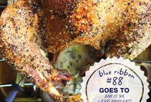 Food-turkey / by Amy Saffer