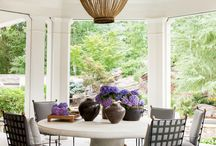 Outdoor Rooms / Outdoors