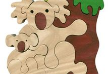 Puzzles en bois