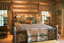 Rustic Bedroom / by Jess Sherman