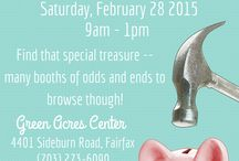 Young at Heart Senior Center / City of Fairfax Senior Center, at Green Acres Community Center!