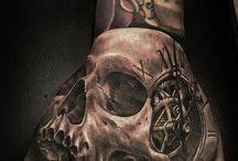 Татуювання черепа