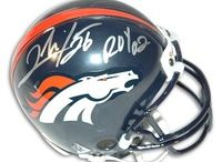 Denver Broncos Memorabilia / Denver Broncos Memorabilia