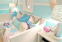 Kız çocuğu odaları