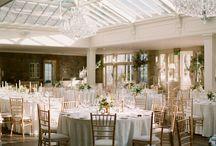 Wedding Receptions at Tankardstown ❤ / Beautiful Wedding receptions in the Orangery at Tankardstown