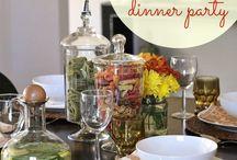 Dinner Party! / by Tammy Godby